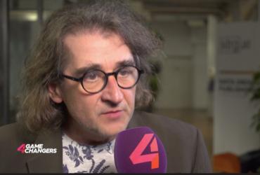 4GameChangers | Juergen's Interview on the Phenomenon of Deep Fake