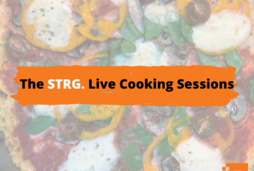 The STRG. Live Cooking Sessions